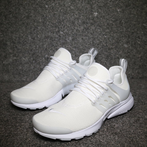Women's Air Presto White Platinum White