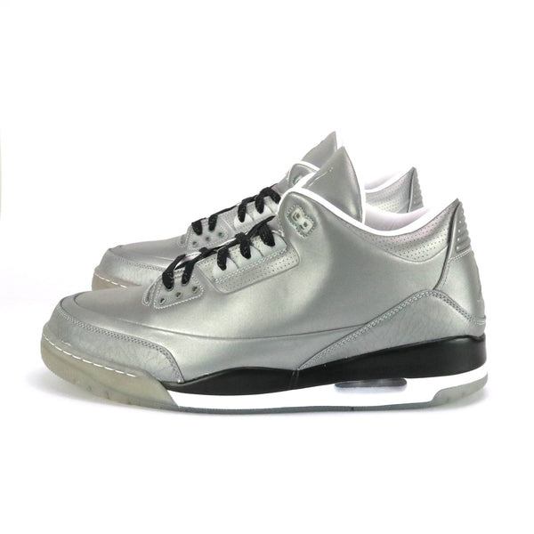 "Air Jordan 5Lab3 ""Reflective"" Reflective Silver Black White"