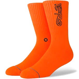 Stance x ASAP FERG Orange