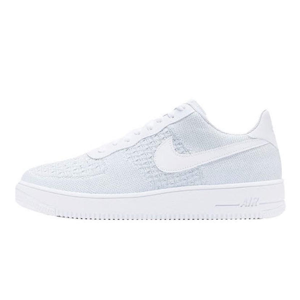 Air Force 1 Flyknit 2.0 Pure Platinum by Nike
