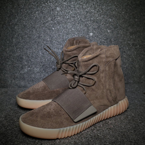 "Yeezy Boost 750 ""Chocolate"" Lbrown Lbrown Gum"