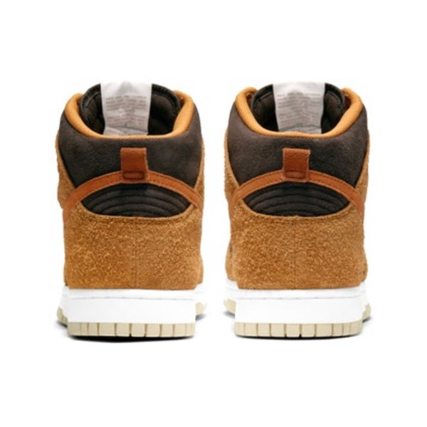 Dunk Hi Retro Premium Velvet Brown Dark Russet