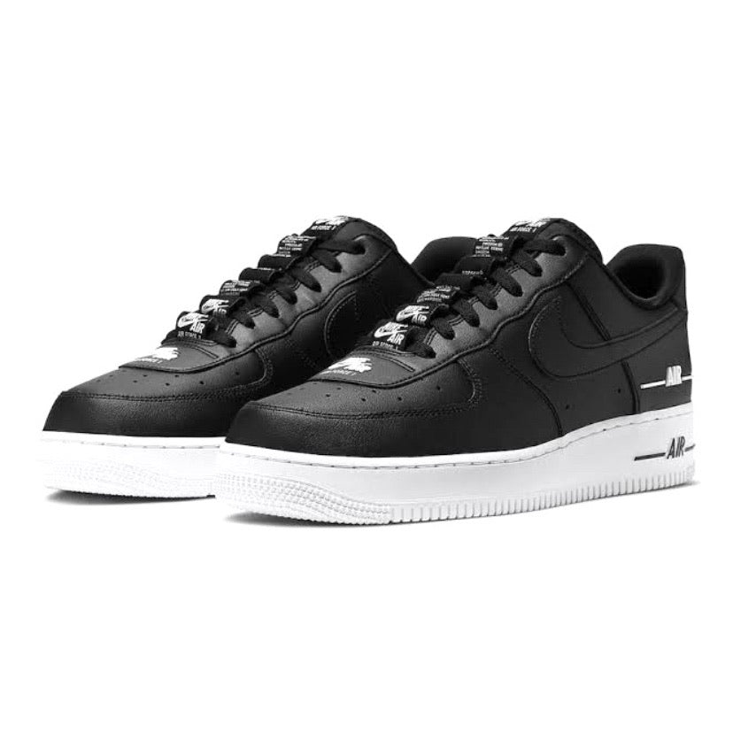 Air Force 1 LV8 Black White Black