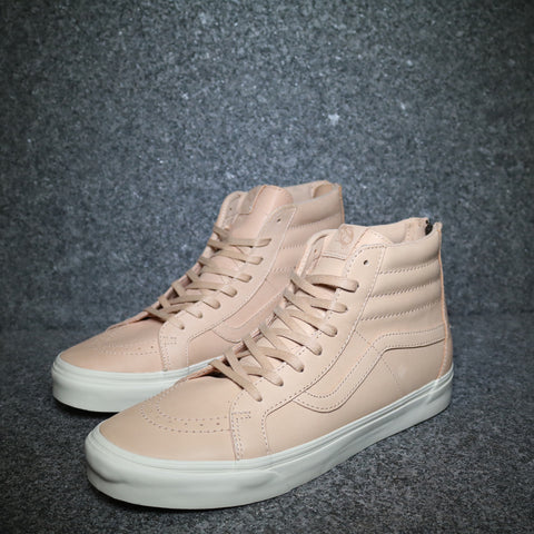 SK8-Hi Reissue Zip Deluxe Vegetable Tan