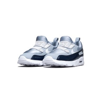 Toddler Air Max 90 Tiny Grey Obsidian Navy White