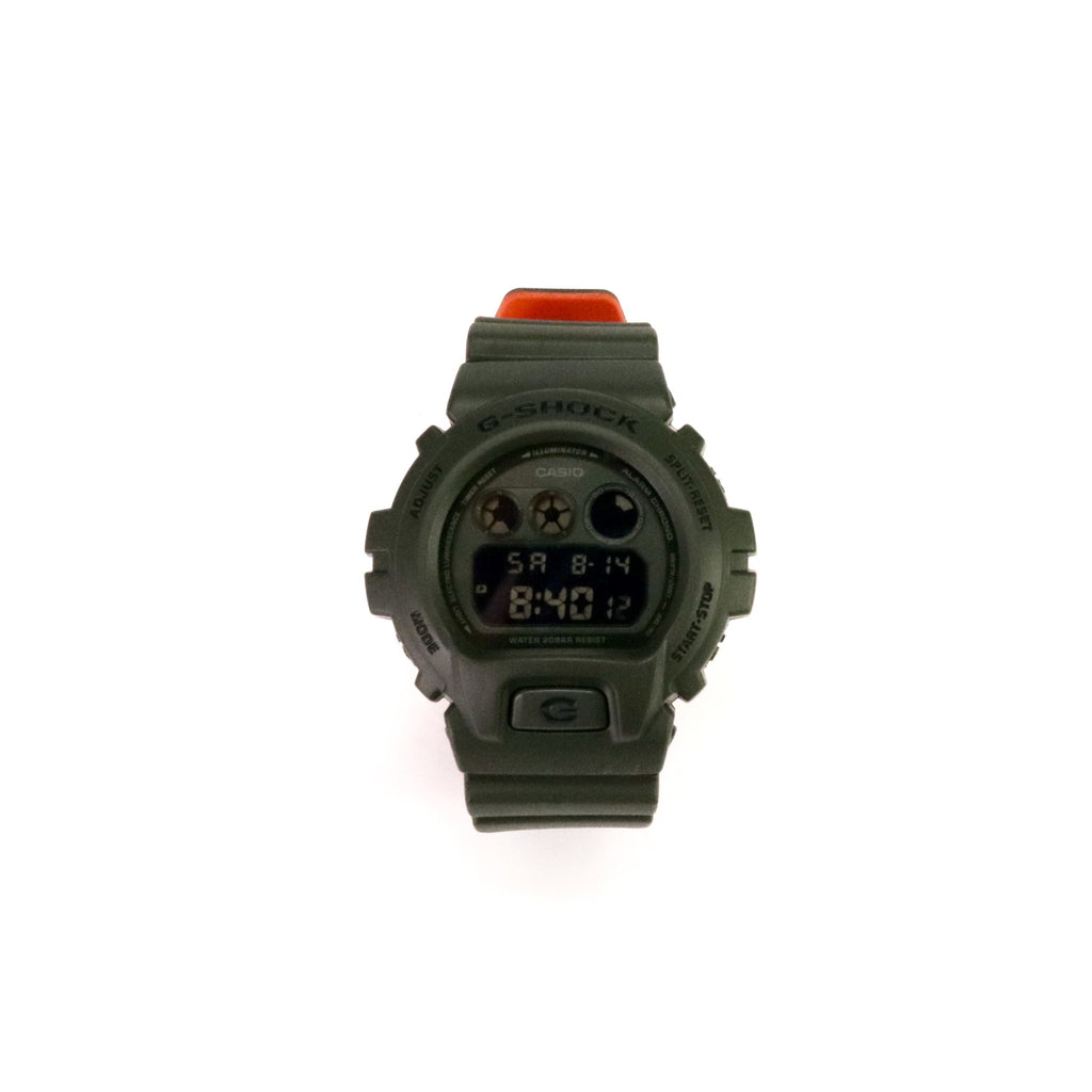 G-Shock Digi Color Black Red