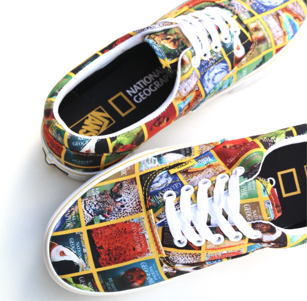 Era x National Geographic Multi Multi by Vans