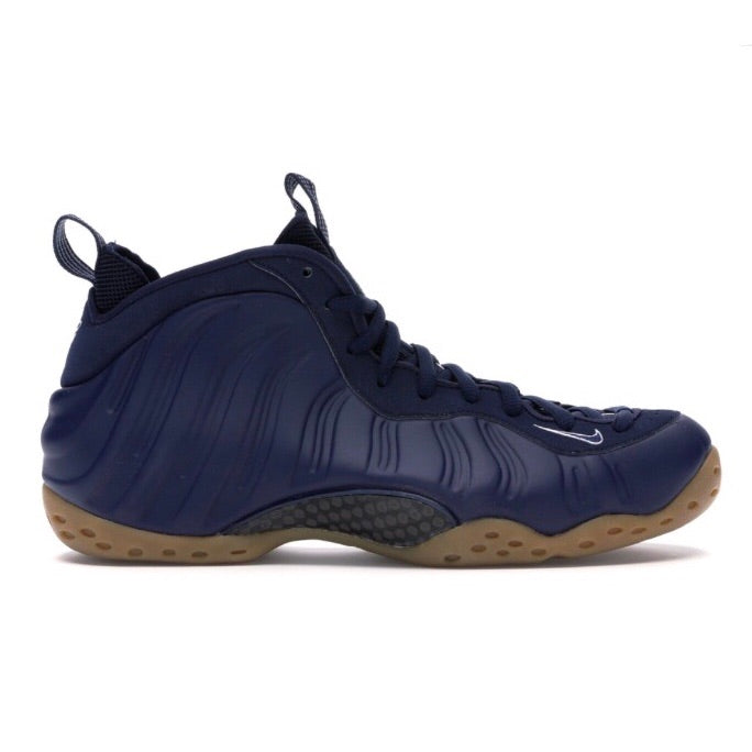 Air Foamposite One Midnight Navy Gum