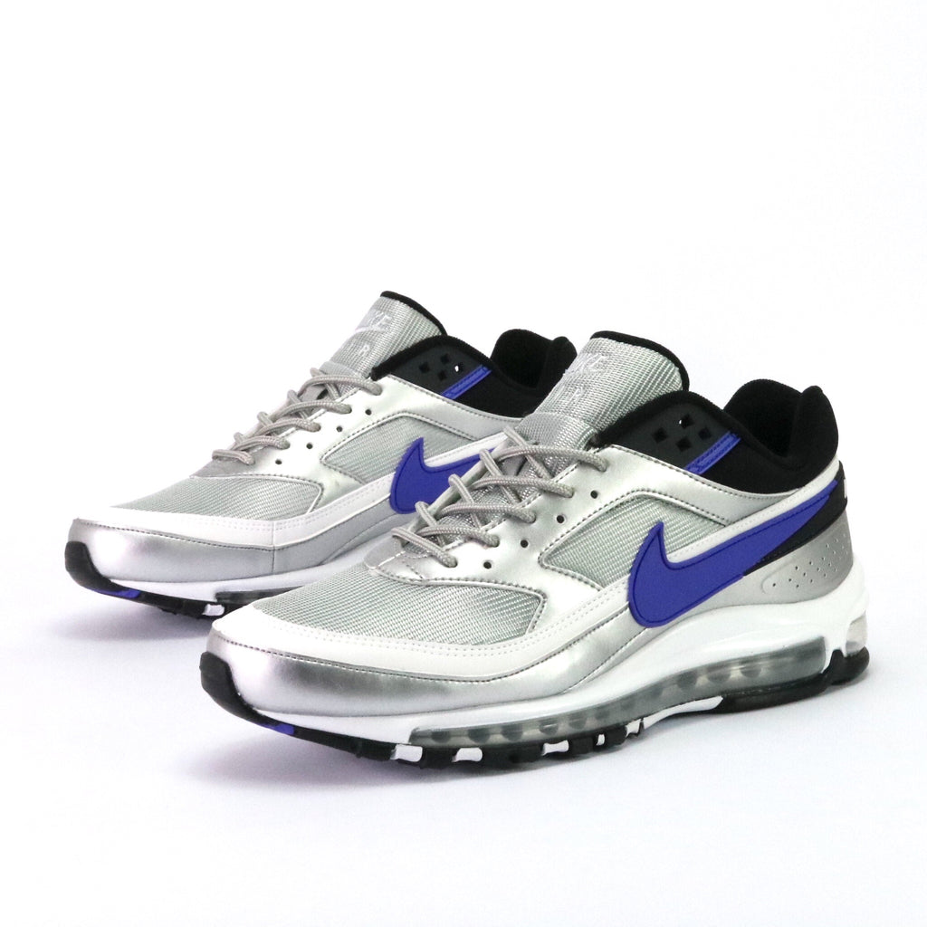 brand new a2507 96ce4 Air Max 97 BW Metallic Silver Persian Violet