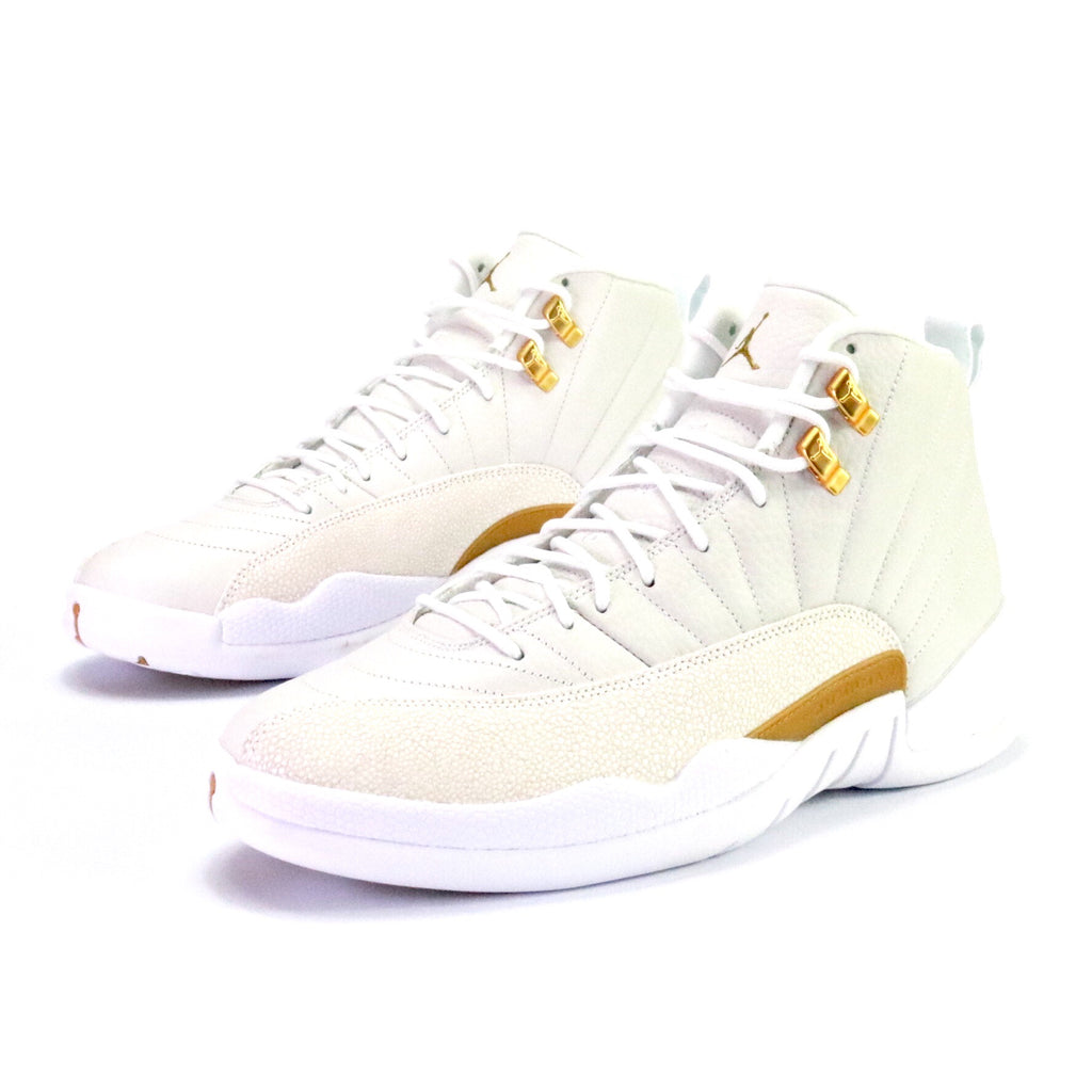 new style 7b44b 7a617 Air Jordan 12 Retro  OVO  White Metallic Gold White