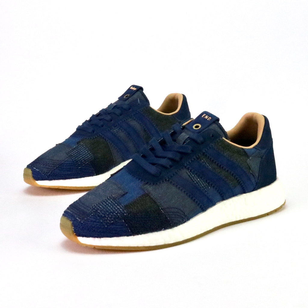 "Iniki Runner ""End X Bodega"" Blue Multi Colour"