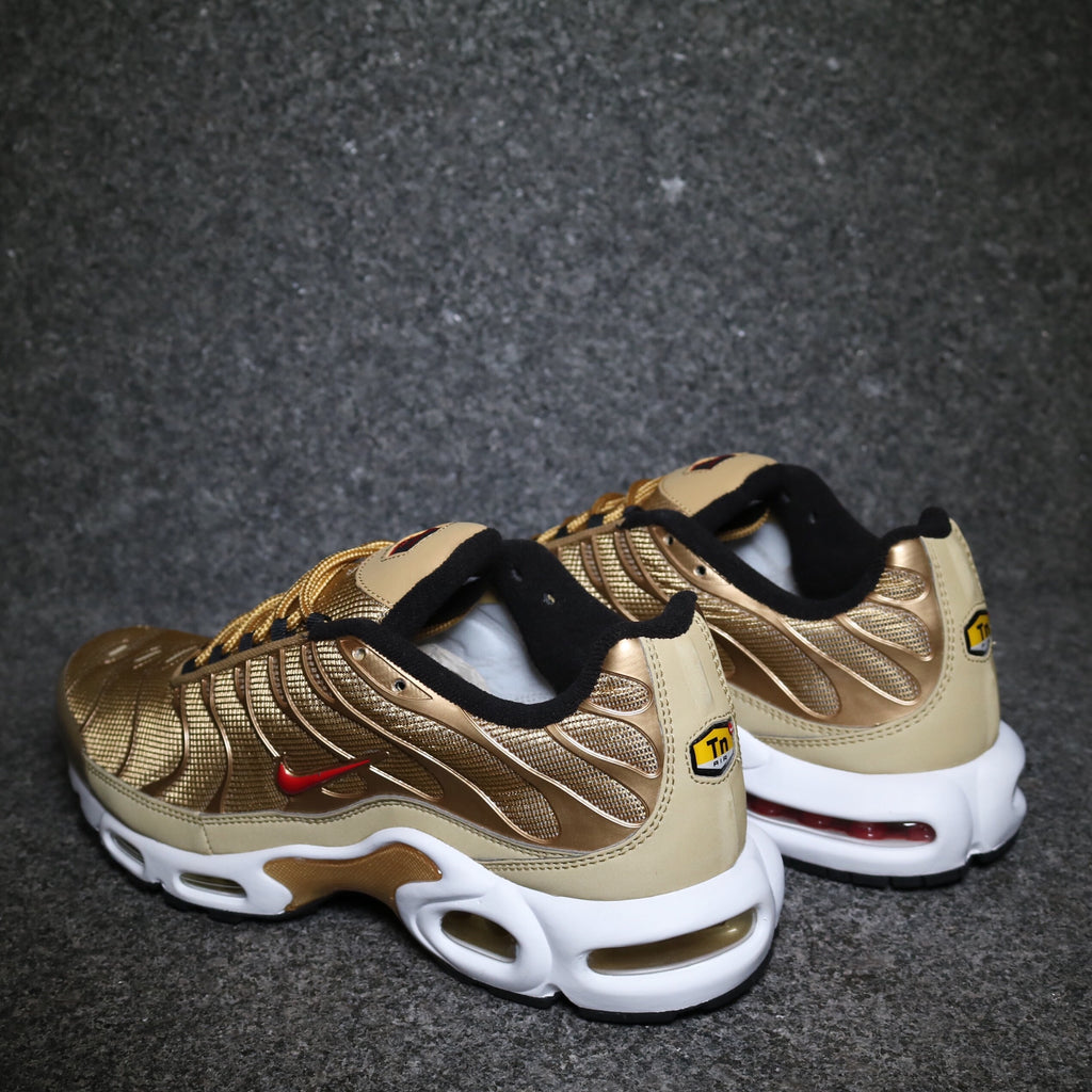 Buy Nike Plus Metallic Gold Air 50Off Womens Max 7ygYfb6