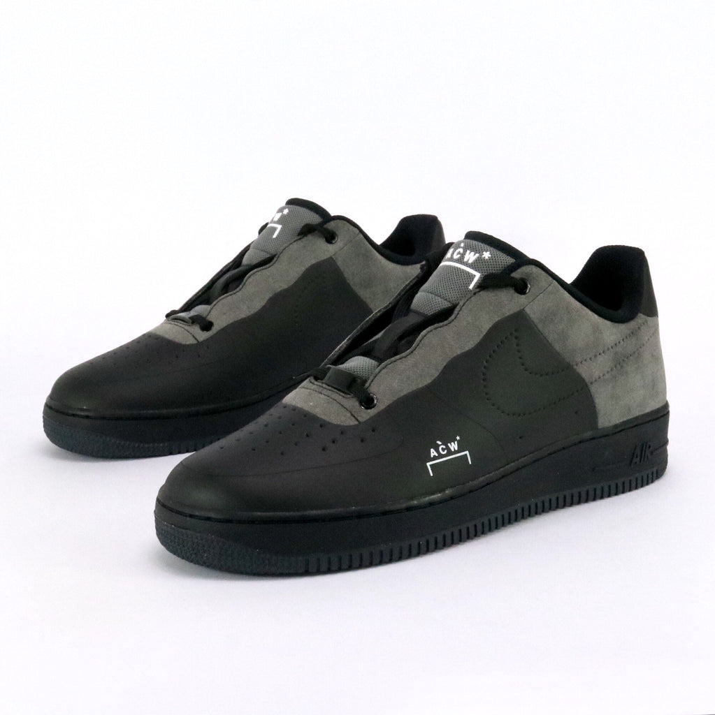 A Cold Wall x Nike Air Force 1 Low Black