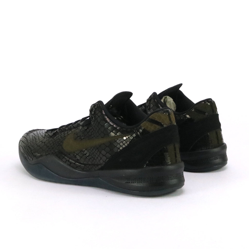 4d5f64b19a1b Zoom Kobe 8 EXT Year Of The Snake Black Black Metallic Silver – Sole Mate  Sneaker Boutique