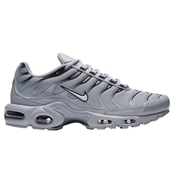 Air Max Plus Wolf Grey Black