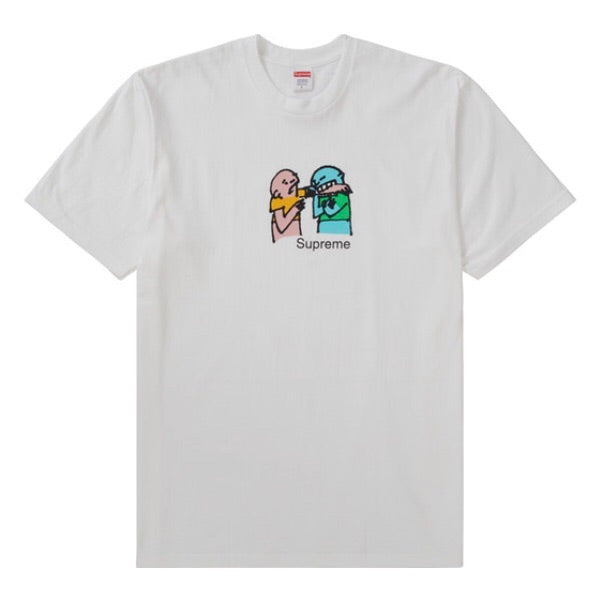 Supreme Bite Tee White