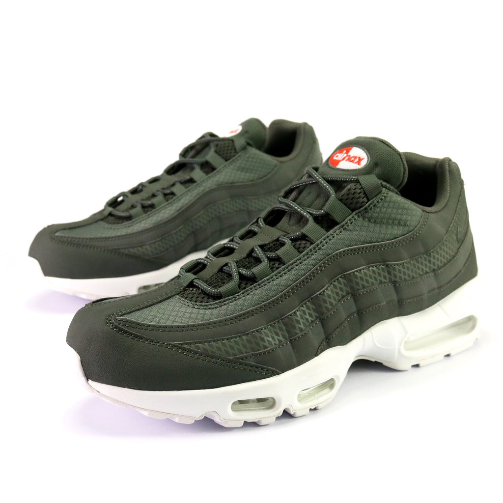 Air Max 95 Premium SE River Rock White