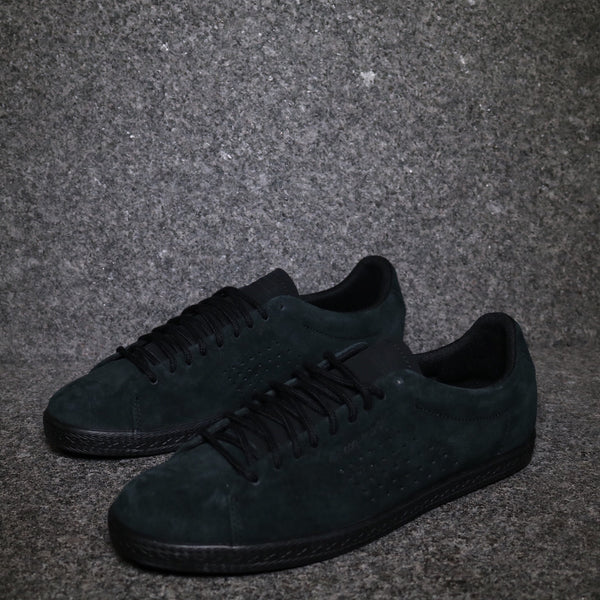 Women's Charline Nubuck Black
