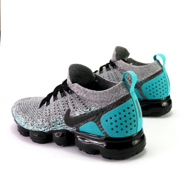 best sneakers ca3f7 1c68f Air VaporMax Flyknit 2 White Black Dusty Cactus