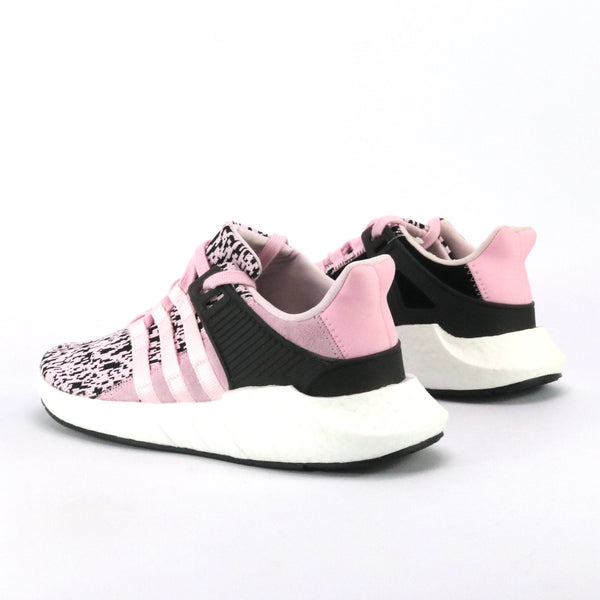 "EQT Support 93/17 ""Glitch Pink Black"" Wonder Pink Wonder Pink Footwear White"