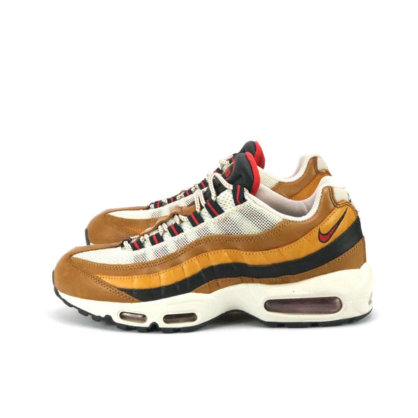 6b2386883df3 Air Max 95 Escape Ale Brown Red Clay – Sole Mate Sneaker Boutique