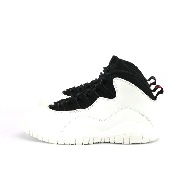 Air Jordan 10 Retro Im Back White White