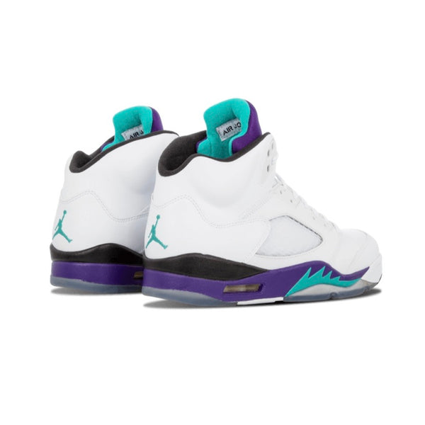 Air Jordan 5 GS Retro Grape 2013