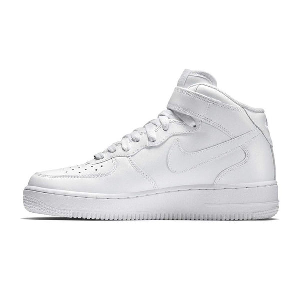 Air Force 1 Mid White White