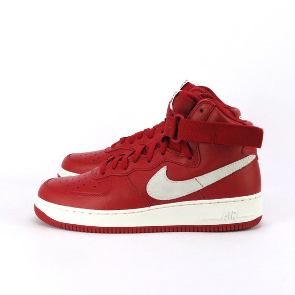 "Air Force 1 Retro QS ""CHINA NIKE"" Gym Red Summit White"