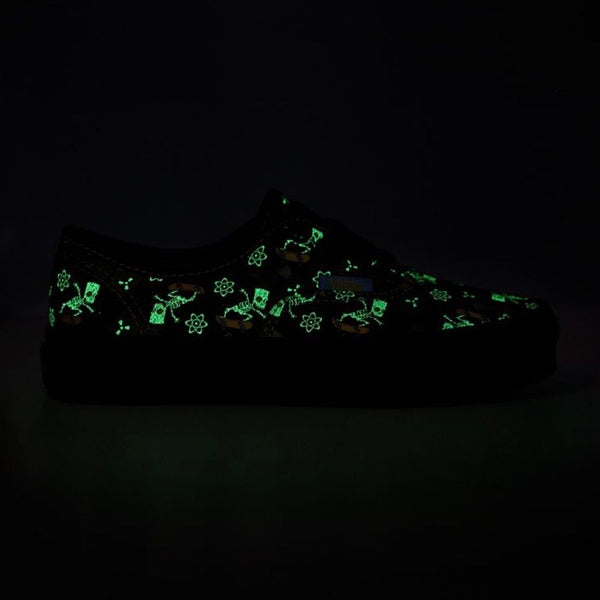 Kids The Simpsons x Authentic Black Glow In the Dark