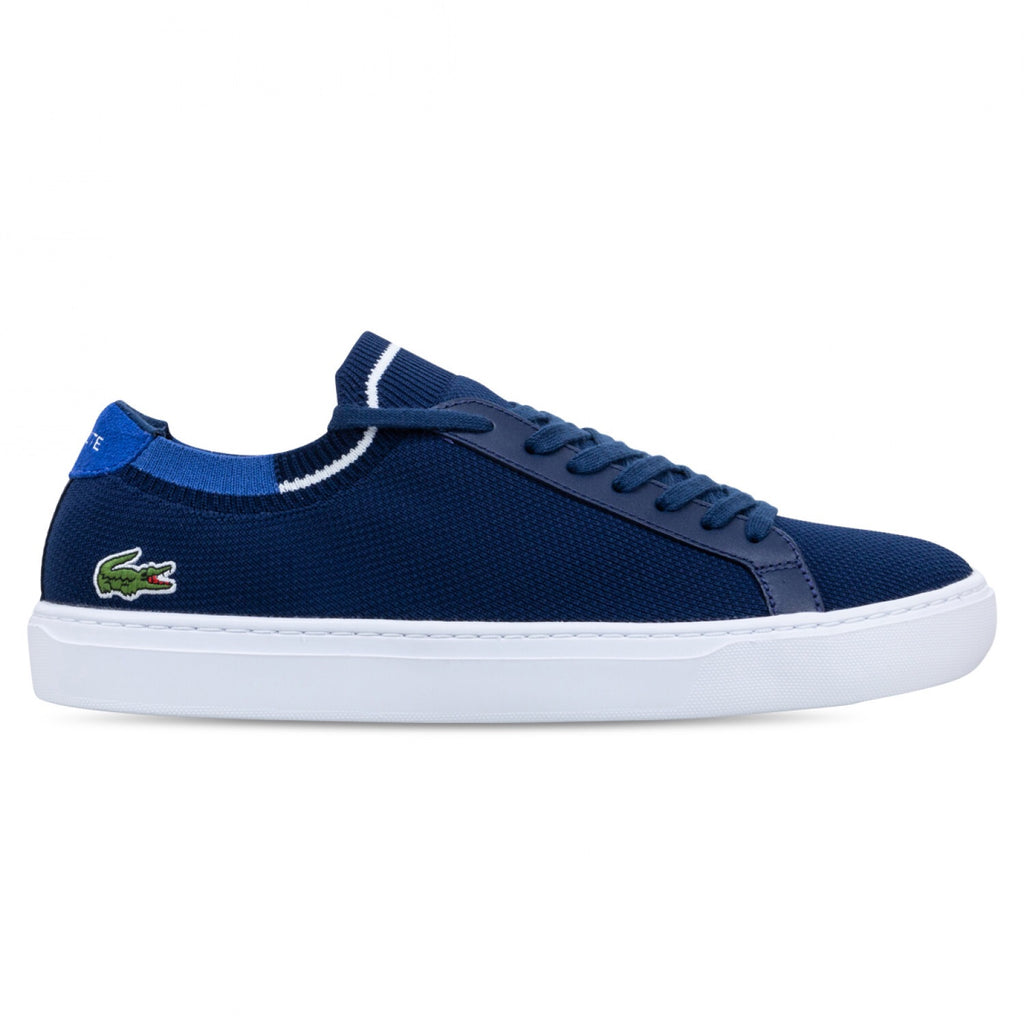 Lacoste La Piquee Navy White Red