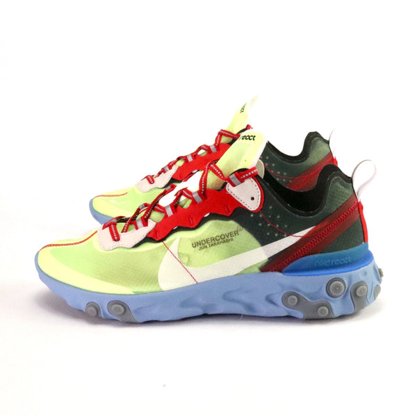 React Element 87 x Undercover Volt Red Blue