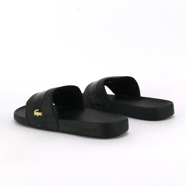 Fraisier Slides Men's 118 Lux Black Gold
