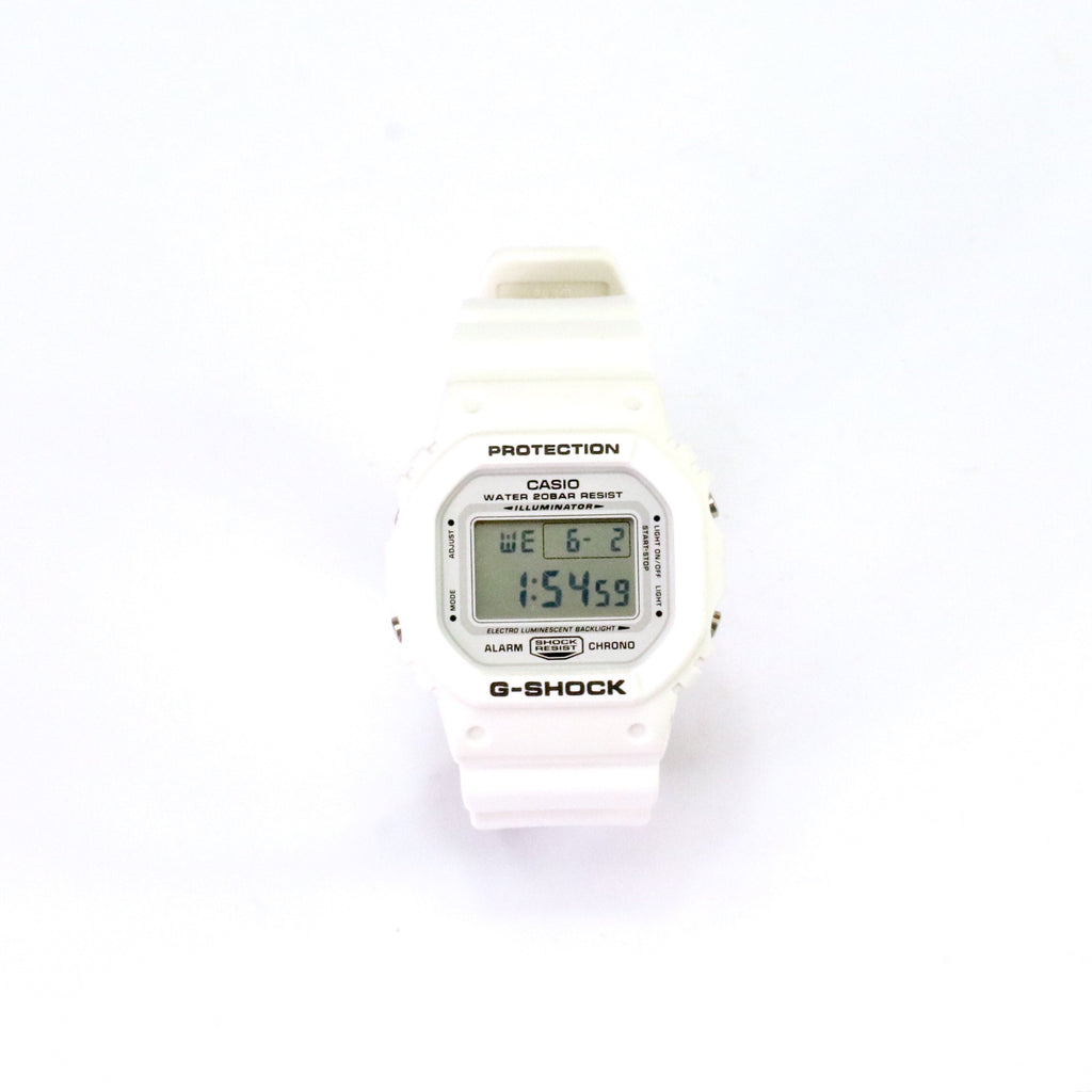 G-Shock Marine White Series DW5600 White