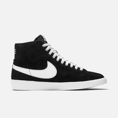 Women's Blazer Mid Black Summit White