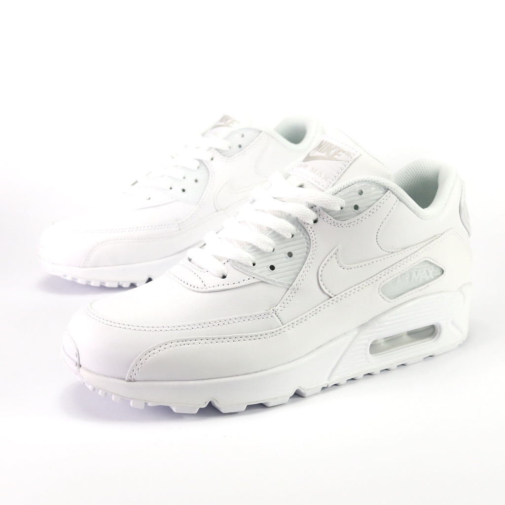 Air Max 90 Leather White White
