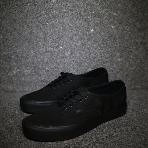 Authentic Lite Canvas Black Black