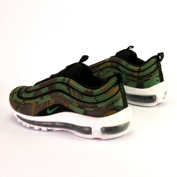 Air Max 97 Premium QS 'Country Camo UK' Raw Umber Fortress Green Black