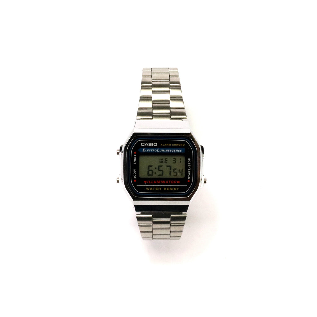 Casio Digital Watch Silver