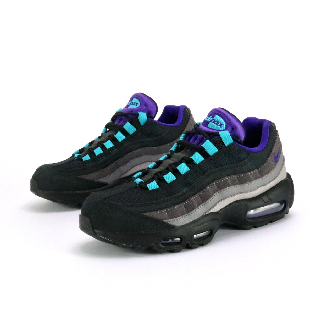 Air Max 95 LV8 Black Grape Court Purple Teal