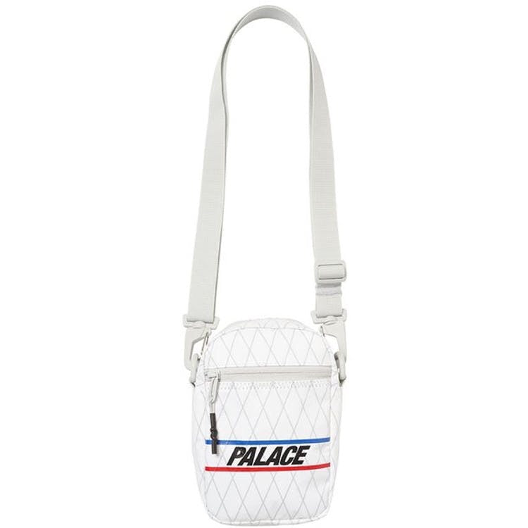 Dimension Shot Bag by Palace White