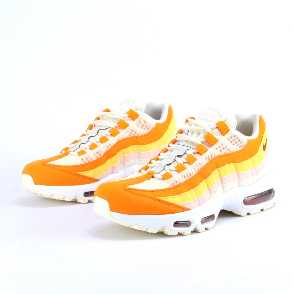 Women's Air Max 95 Pale Ivory Firewood Orange