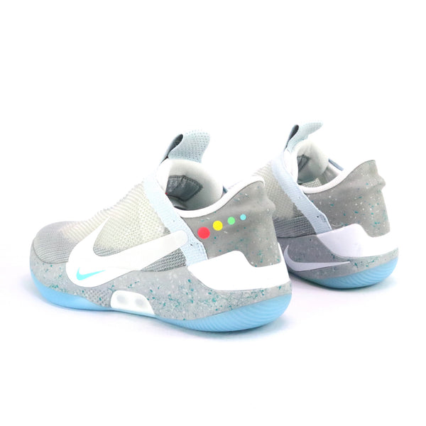 Nike Adapt BB MAG Wolf Grey Multi Colour