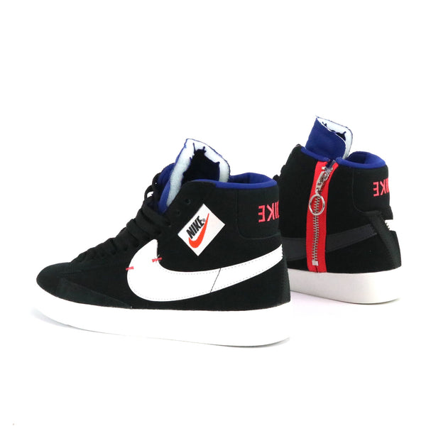 Women's Blazer Mid Rebel Black Summit White