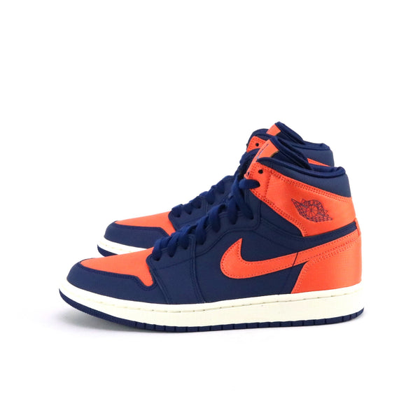 Women's Air Jordan 1 Retro Hi OG Blue Orange