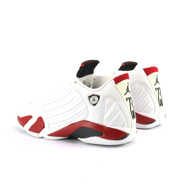separation shoes eb6a9 a9d11 Air Jordan 14 OG 2005 Candy Cane White Varsity Red