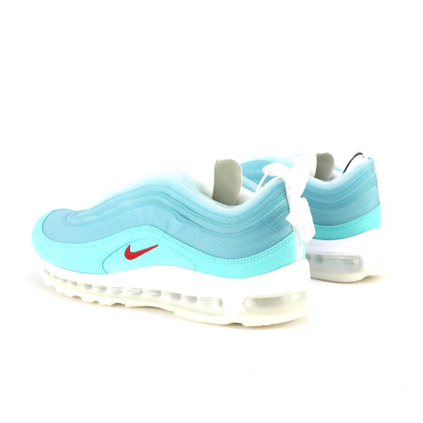 Air Max 97 On Air Shanghai Kaleidoscope Ice Blue Light Aqua Gym Red White