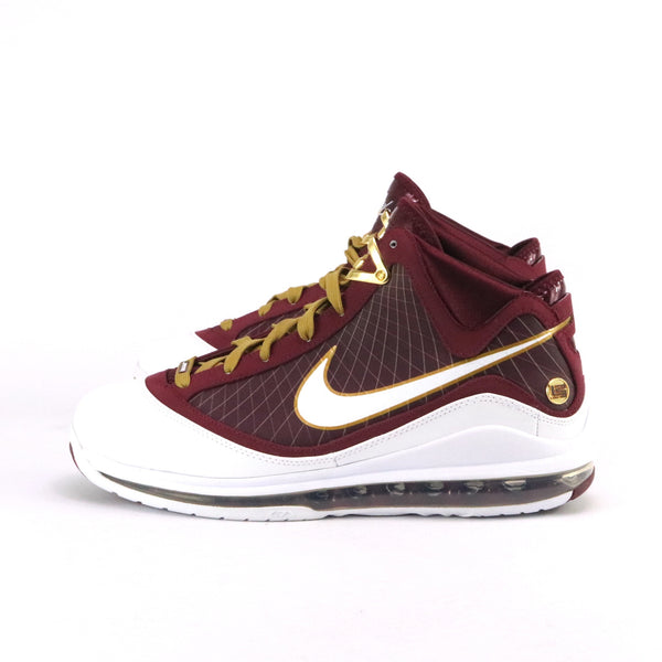 336e4bedf8ab Lebron 7 Christ The King CTK WHITE DEEP MAROON-METALLIC GOLD – Sole Mate  Sneaker Boutique