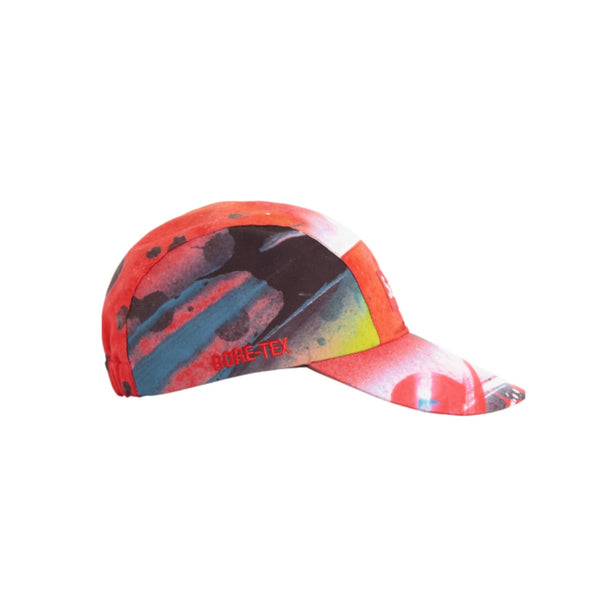 GORE-TEX Camp Cap SS20 Red Multi Print By Supreme