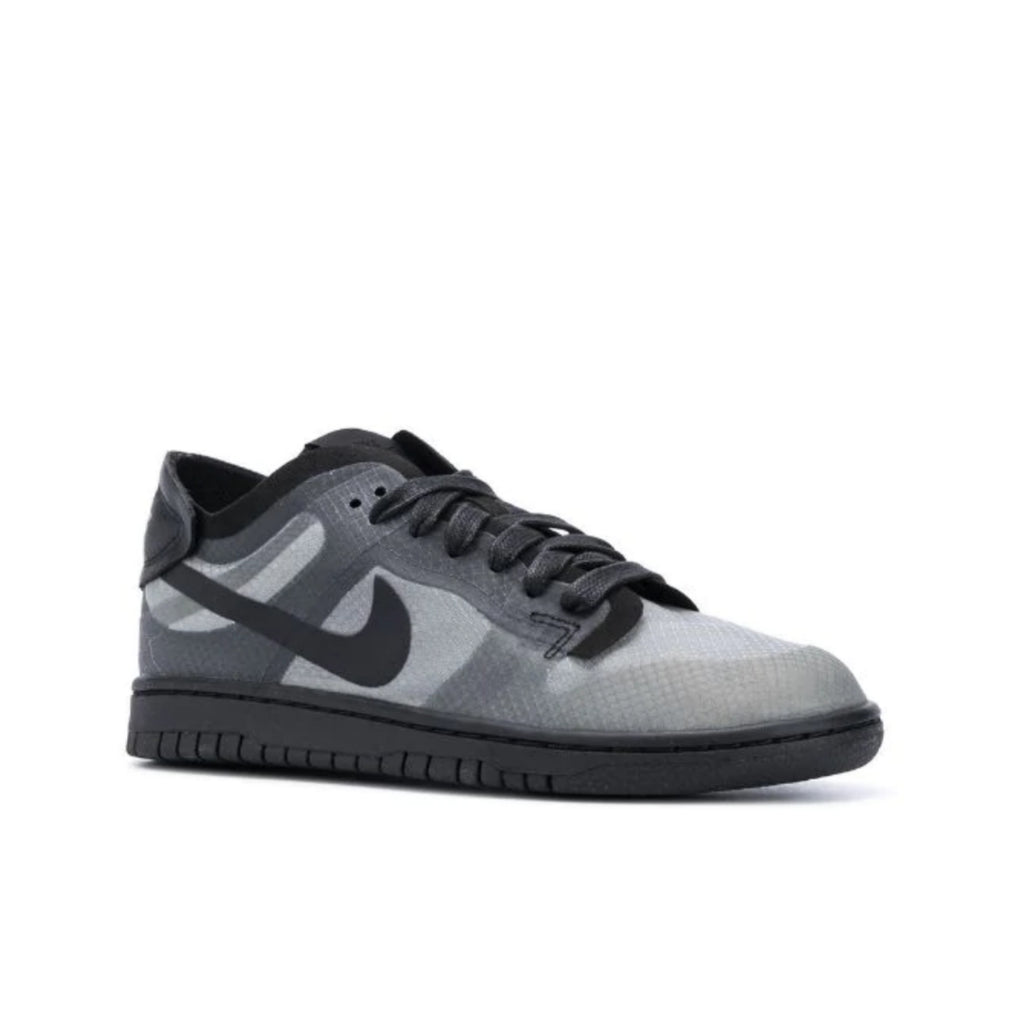 Womens Nike Dunk Low CDG Comme des Garcons Black